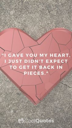 Everyone has gone through tough moments in love and heartbreak can be one of them. Read these heartbreak picture quotes to lessen the pain and encourage you to keep moving on. Dream Quotes, Good Life Quotes, Crush Quotes, Mood Quotes, Heartbroken Pictures, Heartbroken Quotes, Photo Quotes, Picture Quotes, Sad Texts