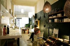 K o u a c i & S u a t k i s i: Openhouse : Barcelona