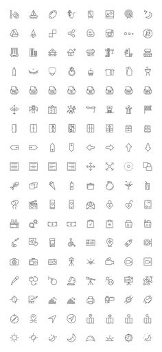 Free Outline Swifticons Icons (144 Icons)