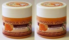 total Propolis Balm with beeswax and a drop of honey. New Healing Balm Salve in even greater jar. This balm salve contains no animal fats, fragrance or dyes. Big Bio, Bio Vegan, Candle Jars, Harvest, The Balm, Conditioner, Ebay, Body Care, Skin Care