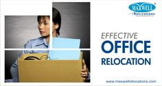 We offer effective office #relocation #services to deliver all essential items in a safe & secure manner. So, hire us now to remain comfortable.