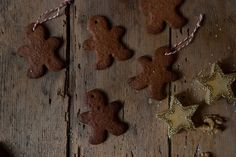 Ginger cookies. Mi regalo de Navidad