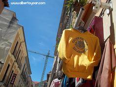 deatalles de mi primer día en Salamanca, lo escribí en el mismo momento, palabrita ;)