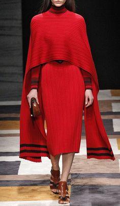 Salvatore Ferragamo Fall/Winter 2015 Trunkshow Look 23 on Moda Operandi