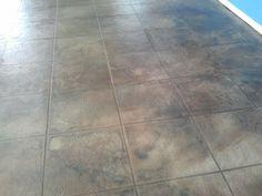 Decorative Concrete Overlay Floor Lake Ozark MO Flooring Coating, Osage Beach MO, Sunrise Beach MO
