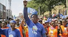 Julius Malema Joins DA After Advice From Prophet Mboro Democratic Alliance, Freedom Fighters, Join, Politics, Advice, Baseball Cards, Blog, Tips, Blogging