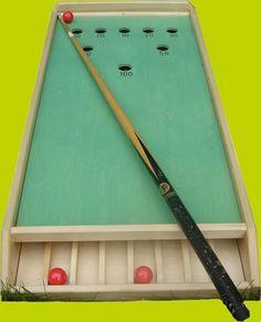 Gepetto: jeux en bois, grands jeux traditionnels