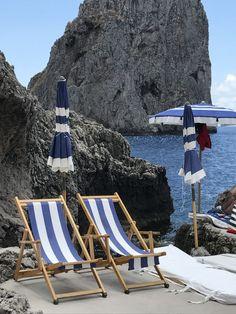 Italy Part 3: La Fontelina Beach Club