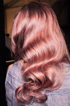 12 Reasons Rose Gold Is The Most Magical Shade To Dye Your Hair