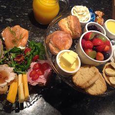 Afternoon tea for guests today #BandB #tasteayrshire #tastescotland