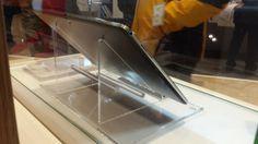 Galaxy Note Pro 12.2 Antutu benchmark & Specs