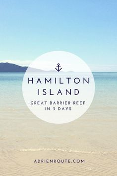 Great Barrier Reef in 3 Days from Sydney - Visiting Hamilton Island