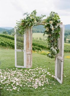 wedding ceremony idea; Photo: Josh Gruetzmacher Photography