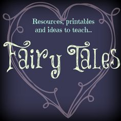 Free Fairy Tale unit including an introductory lesson, printables, ideas and resources. #kindergarten #1stgrade #homeschool