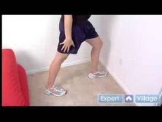 Physical Therapy Exercises for Foot & Ankle Pain : Physical Therapy Stretches for Calf Muscle Pain