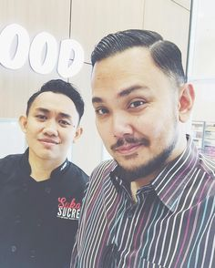 Morning assignment with my @SS_Creatives talent junior chef @Amir_Gani
