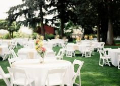 Summertime Country Wedding at Wilmes Hop Farms with funky fresh wedding details. Wedding Ideas To Make, Outdoor Wedding Reception, Outdoor Furniture Sets, Outdoor Decor, Event Venues, Wedding Details, Make It Simple, Summertime, Wedding Planning