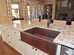 Cooper Farmhouse Sink