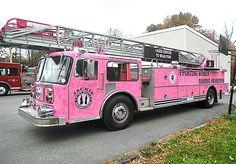 Berkley Pink fire truck Guardians of the Ribbon Robin Alvarez 2