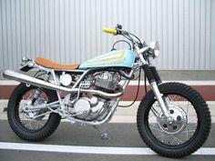 Yamaha カスタムSR トラッカー15