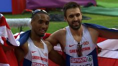 Martyn Rooney wins 400m Euro gold, Ohuruogu misses out