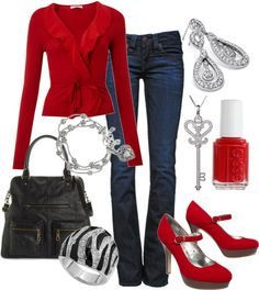 Date Night by magiclips38 on Polyvore#Repin By:Pinterest++ for iPad#
