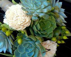 The Hottest Wedding Trend: 60 Succulent Wedding Bouquets