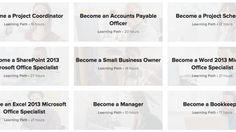 LinkedIn's Lynda.com Launches 50 New Career-Focused Learning Paths