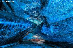 Côte Sud - Grotte de glace à Skaftafell & Lagune glaciaire de Jökulsárlón