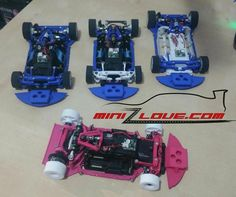 minizlove.com Slot Cars, Rc Cars, Rc Car Remote, Tamiya, Car Stuff, Scale Models, Touring, Minis, 3d Printing