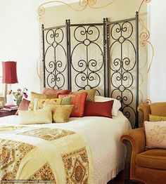 Home Design and Decor , Home Tuscan Style Decorating Inexpensively : Bedroom…