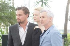 Il #GrandeGatsby. Leonardo Di Caprio, Carey Mulligan e Baz Luhrmann a Cannes 2013 Foto di Pietro Coccia