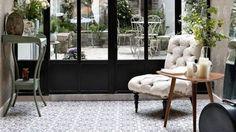 Pinterest : 6 idées déco pièce par pièce Piece A Vivre, Outdoor Furniture Sets, Outdoor Decor, Home And Deco, Home Interior Design, Dining Chairs, Sweet Home, New Homes, Relax