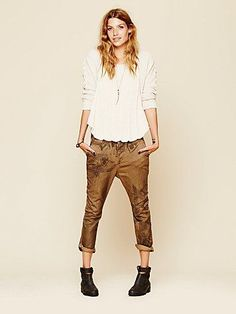 Free People Restoration Relaxed Skinny Free People Renaissance at Colony Park 601.605.0406 #shoprenaissance
