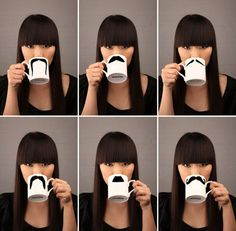mustache mug!