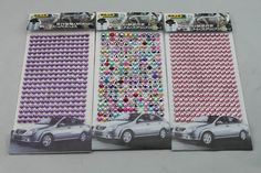 WOW.  Car bling DIY