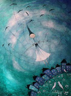 Reaching new heights - Amanda Cass