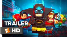 The Lego Batman Movie Official 'Batcave' Teaser Trailer 1 (2017) - Will ...