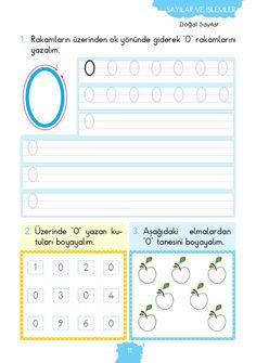 1. Sınıf Konu Anlatım MATEMATİK FASİKÜLLERİ Math Activities, Preschool Activities, Abc Crafts, Number Worksheets, Writing Numbers, Math For Kids, Kids And Parenting, Homework, Alphabet