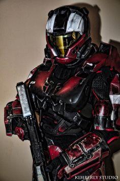 Halo Cosplay | Halo Spartan Cosplay by ~kimberlystudio on deviantART