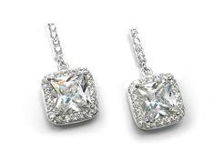 Silver Earrings - Graceful
