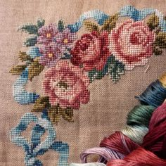 Needlepoint / tapestry