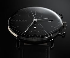 Junghans Watch (CGI) on Digital Art Served