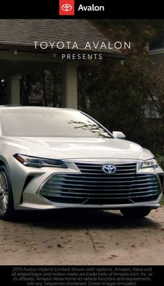 Find a new 2020 Avalon midsize sedan at a Toyota dealership near you, or build & price your own Avalon online today. Mom Hairstyles, Summer Hairstyles, Alexa Home, Toyota Dealership, Toyota Avalon, Country Paintings, Exterior House Colors, New Trucks, Future Car