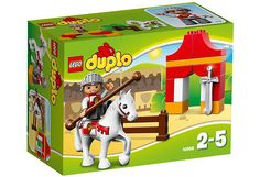 Buy LEGO DUPLO Knight Tournament from our Construction Toys range at John Lewis & Partners. Free Delivery on orders over