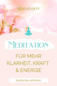 Möchtest du deine Energie anheben und Platz für Neues schaffen? Dann verbinde das Aufräumen deiner Wohnung mit einer inneren Reinigung. Damit stärkst du deine Kraft, Energie und erhältst mehr Klarheit. Tauche dazu in die Meditation Soul Shine ein und spüre die Energie, die Kraft und die Klarheit, die Du geschaffen hast. | Energiearbeit | Introvertierte #Meditation #Selbstliebe #SitaraSoulVision