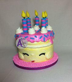 Shopkins buttercream cake wishes cartoon  03-18-2016
