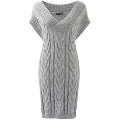 Belledonne Knit Dress, DRESSES AND TUNICS, BELK_Grey Fever Designs London