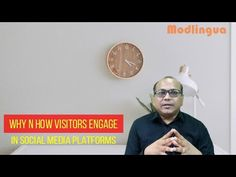 Translation Management Lecture series at Modlingua. Translation Management Course at Modlingua. Lecture by Ravi Kumar, Founder, and Managing Director, Modlin. Platforms, Management, Social Media, Social Networks, Social Media Tips