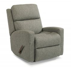 Catalina Fabric Rocking Recliner by #Flexsteel via Flexsteel.com  33w  40d  41h
